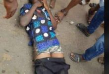 Photo of Sagamu protest turns bloody, four persons killed