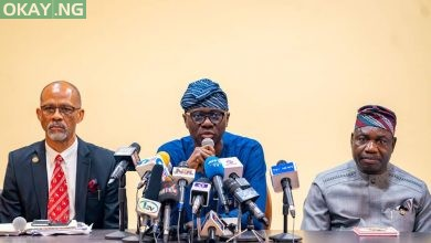 Photo of Sanwo-olu gives update on Coronavirus patient in Lagos