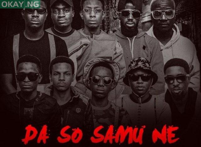 Photo of YNS group drop 'Da So Samu Ne' featuring DJ AB, Deezell, others