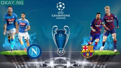 Photo of Champions League: Napoli vs Barcelona – Official Starting Line Up