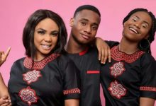 Photo of Iyabo Ojo shows off her two children, considering third child