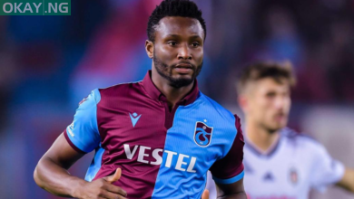 Photo of COVID-19: Mikel Obi dumps Trabzonspor to be with family