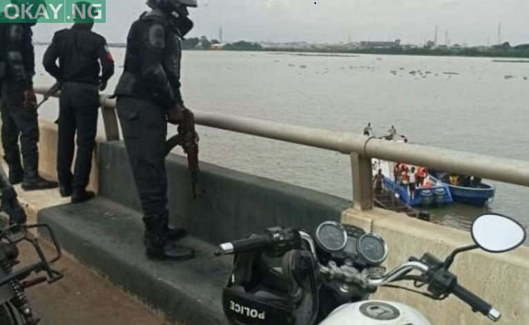 Photo of Identity of man who jumped off 3rd Mainland Bridge revealed