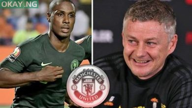 Photo of Ole Solskjaer reveals when Ighalo will play for Man United