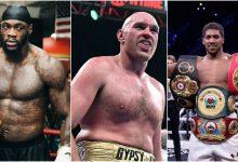 Photo of Saudi Arabia bid £400 million to host Tyson Fury's next fight against Wilder or Joshua