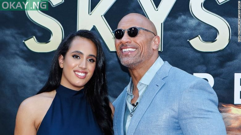 Photo of The Rock daughter Simone Johnson joins wrestling after signing a new contract with WWE