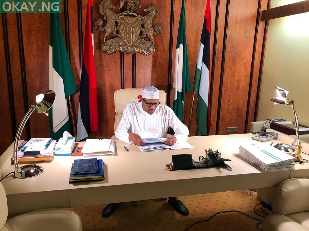 Photo of Buhari suspends NSITF MD, 11 others