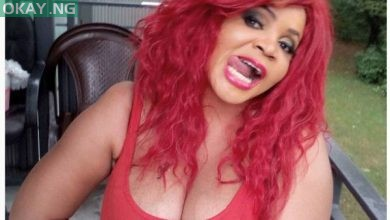 Photo of Nigerian actress Cossy Orjiakor shows off body a week after surgery