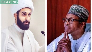 Photo of Controversial Iranian cleric, Imam of Peace attacks Buhari on Twitter