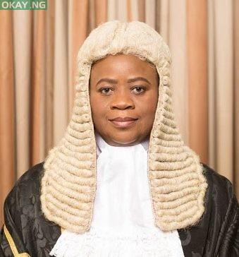 Justice Monica Bolna'an Dongban-Mensem