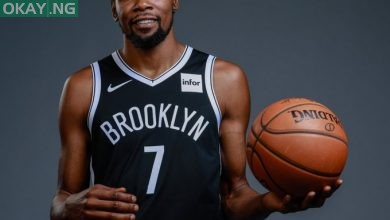 Photo of NBA star, Kevin Durant tests positive for COVID-19