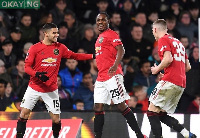 Photo of FA Cup: Odion Ighalo scores two goals for Manchester United