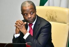 Photo of #EndSARS: Osinbajo reacts to shooting of protesters at Lekki toll gate