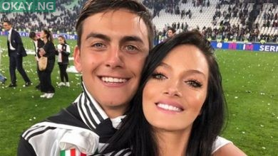 Photo of Juventus player Paulo Dybala, and his girlfriend test positive for COVID-19