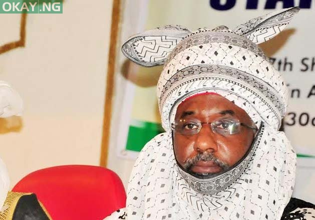 Photo of Sanusi makes first speech after removal as Emir of Kano (Video)