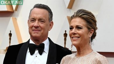 Photo of Tom Hanks, wife in isolation after testing positive for coronavirus
