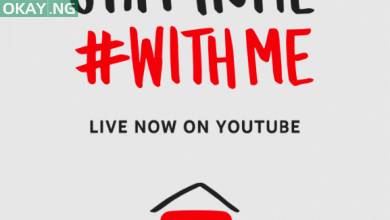 Photo of YouTube announces 'Stay Home #With Me' online music festival