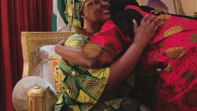 Photo of Coronavirus: Aisha Buhari expresses joy as daughter finishes 14 days self-isolation