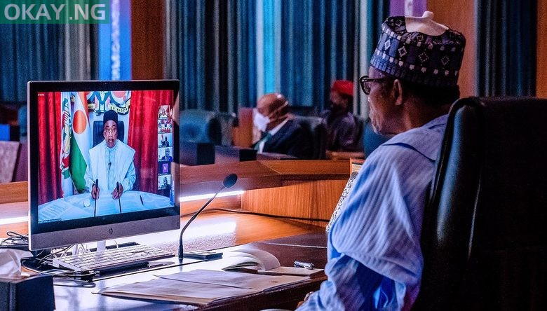Photo of ECOWAS leaders appoint Buhari as COVID-19 response champion