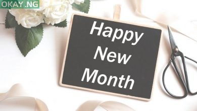 Photo of April: 50 Happy New Month messages for your loved ones