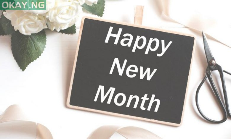Photo of 50 Happy New Month messages for April