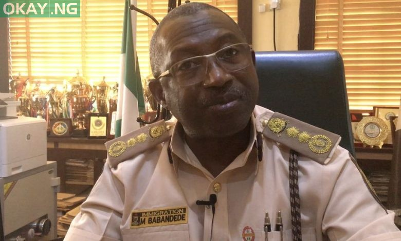 Photo of COVID-19: Nigeria's Immigration CG, Babandede gives update on his health condition