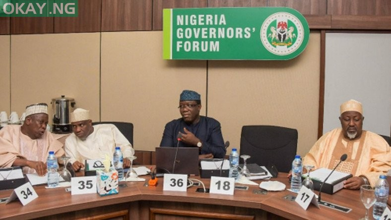 Photo of Governors to hold virtual meeting over financial autonomy for judiciary, legislature