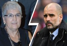 Photo of Pep Guardiola's mother, Dolors Sala Carrio dies after contracting coronavirus