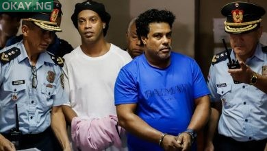 Photo of Fake Passport: Ronaldinho leaves prison in Paraguay