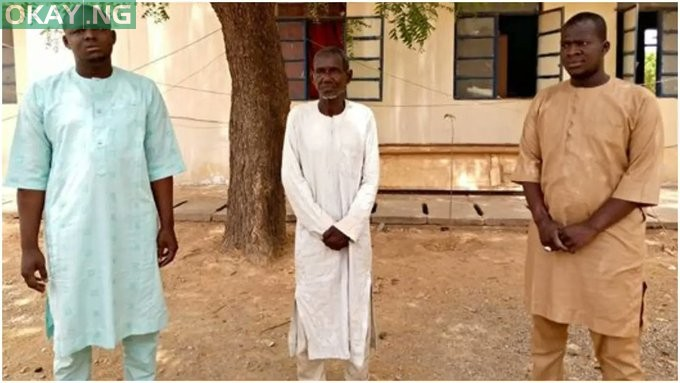 Photo of Katsina Police arrest three persons for 'insulting' Buhari, Masari