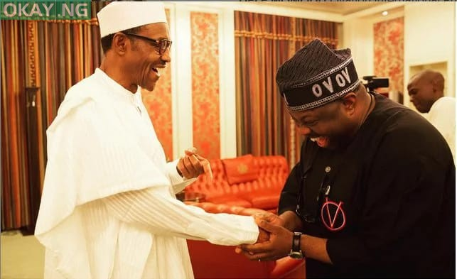 Photo of Dele Momodu: Buhari celebrates Renowned Journalist at 60