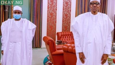 Photo of [Photos] Buhari, Tambuwal meet over recent Sokoto attacks