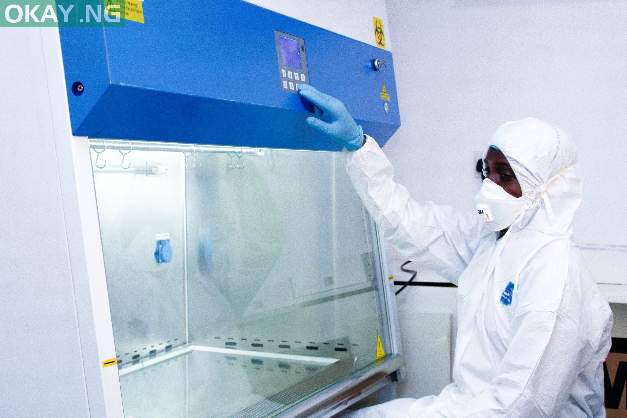Photo of NCDC records 176 new cases of coronavirus, total now 57,613
