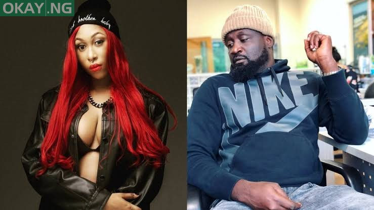 Photo of Cynthia Morgan: How i suffered over my contract with Jude Okoye