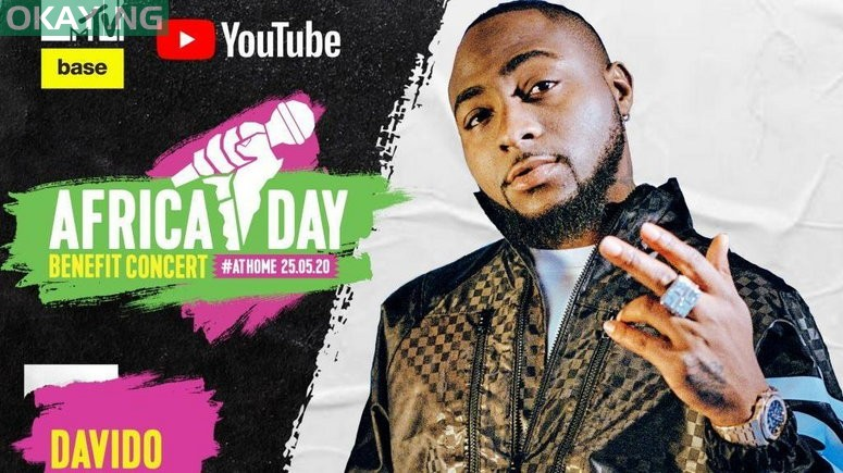 Photo of Davido, Burnaboy, others lined up for Africa Day Benefit Concert At Home