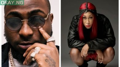 Photo of Davido asks Cynthia Morgan to call him, readies to collaborate with her
