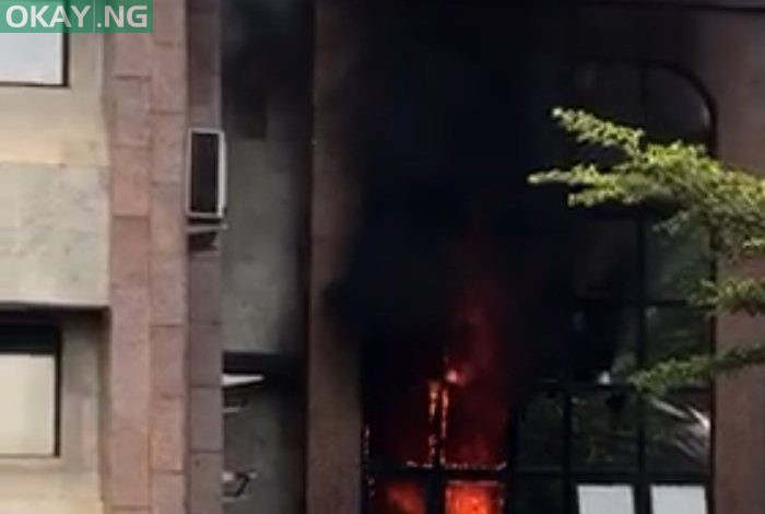Photo of Fire guts NIPOST headquarters in Abuja