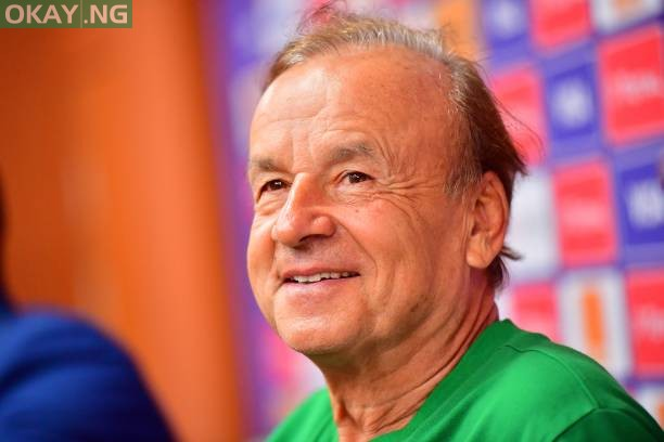 Photo of Super Eagles coach Rohr signs new contract with NFF