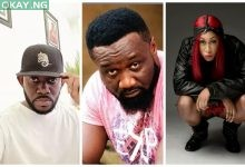 Photo of J. Martins speaks out on Jude Okoye, Cynthia Morgan saga