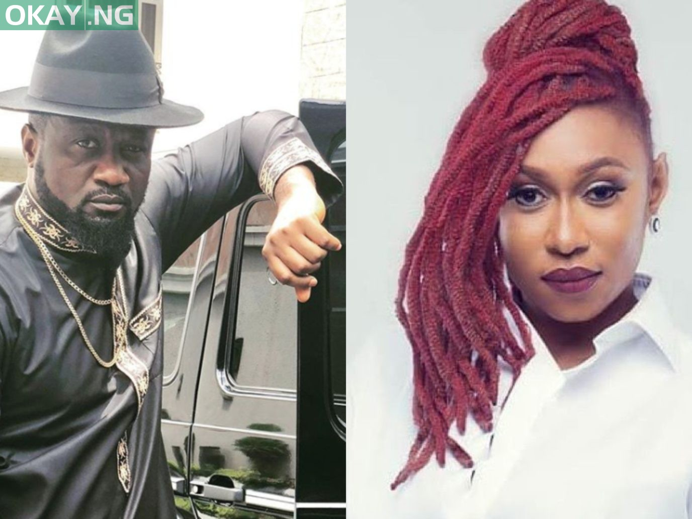 Photo of Jude Okoye releases copy of contract between Cynthia Morgan and his label, NorthSide INC