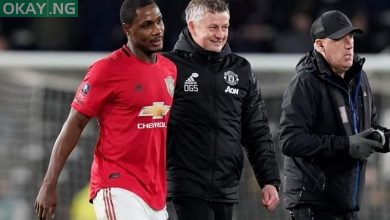 Photo of Solskjaer gives update on Ighalo's loan extension at Man United