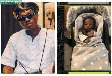Photo of Nigerian singer Zlatan shares photos of son to mark Children's Day