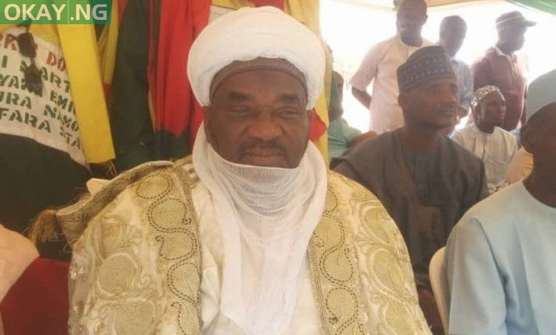 Photo of Emir of Kaura-Namoda in Zamfara, Mohammed Asha dies in Isolation