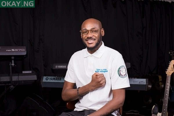 Photo of 2Baba gets appointment as UNHCR goodwill ambassador