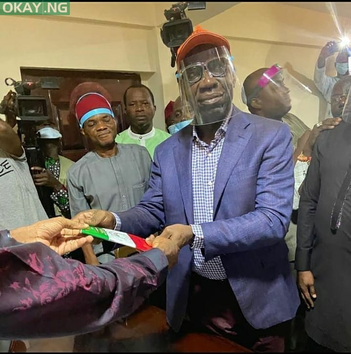 Obaseki joins PDP from APC