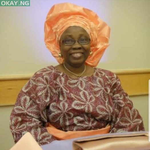 Photo of Musiliu Smith: Wife of PSC chairman dies aged 69