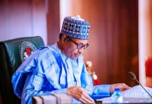Photo of Buhari writes personal letter to Ismaila Funtua's family