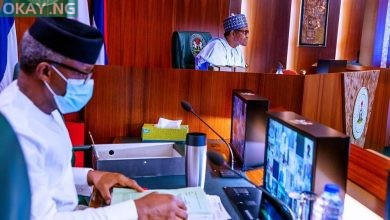 Photo of June 3rd: Buhari presides virtual FEC meeting [Photos]