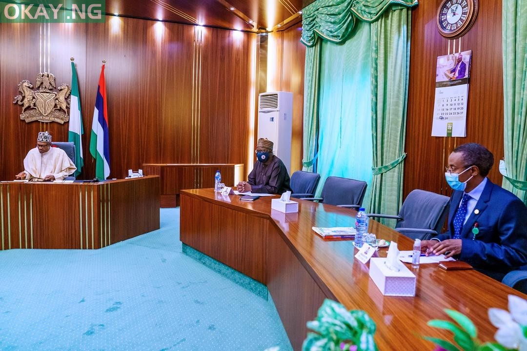 Photo of Buhari receives briefing from PTF on COVID-19 [Photos]