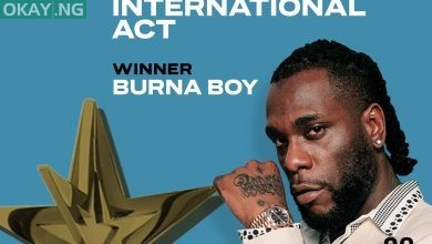Photo of BET Awards 2020: Burna Boy wins Best International Act — for the second time